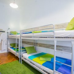 Friends Hostel and Apartments Budapest Стандартный семейный номер фото 4