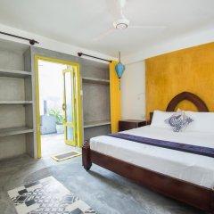 Отель Tan Thanh Family Beach Home Вьетнам, Хойан - отзывы, цены и фото номеров - забронировать отель Tan Thanh Family Beach Home онлайн комната для гостей фото 5