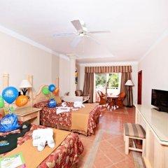 Отель Grand Bahia Principe Turquesa - All Inclusive комната для гостей фото 5