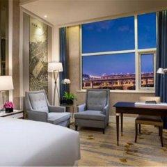 Отель Sofitel Shanghai Hongqiao 5* Улучшенный номер с различными типами кроватей фото 5