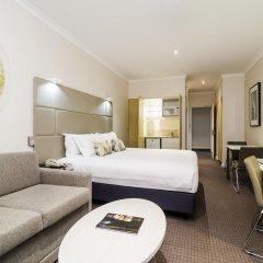 Отель Clarion Suites Gateway Студия с различными типами кроватей фото 2