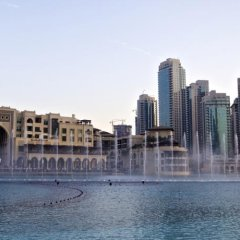 Апартаменты One Perfect Stay Studio Burj Al Nujoom фото 2