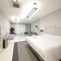 Отель Pension T5 Donostia Suites Улучшенный номер с различными типами кроватей