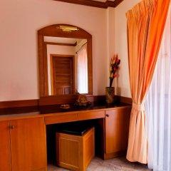 Отель Royal Prince Residence 2* Улучшенный номер двуспальная кровать фото 2