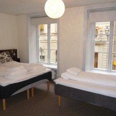 Отель Castle House Inn 2* Стандартный номер с различными типами кроватей (общая ванная комната) фото 9