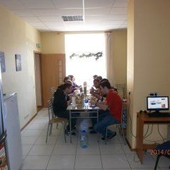 Fortuna Hostel питание фото 2