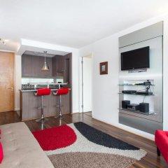 Отель myLUXAPART Las Condes Апартаменты с различными типами кроватей фото 5