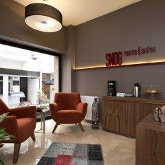Отель Snog Rooms & Suites Стамбул интерьер отеля