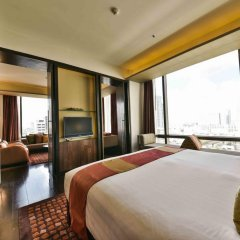 VIE Hotel Bangkok, MGallery by Sofitel 5* Номер Делюкс с различными типами кроватей