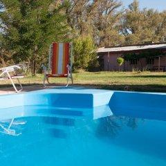 Отель Hosteria Rural Viejo Roble Сан-Рафаэль бассейн