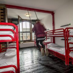 The Dictionary Hostel Кровать в женском общем номере с двухъярусной кроватью фото 8