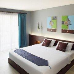 Отель Samkong Place Улучшенный номер с двуспальной кроватью фото 2