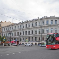 Апартаменты на Большой Конюшенной городской автобус