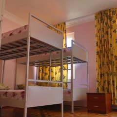 Orient Hostel Кровать в общем номере двухъярусные кровати