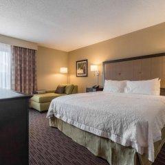 Отель Hampton Inn Meridian 2* Стандартный номер с различными типами кроватей фото 22