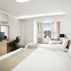 Отель Hyundai Residence Seoul 3* Стандартный номер с 2 отдельными кроватями