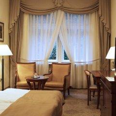 Отель Romance Puškin 4* Стандартный номер с двуспальной кроватью фото 5