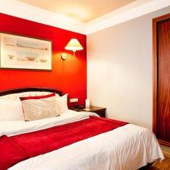 Hotel Les Saisons 4* Стандартный номер с двуспальной кроватью фото 4