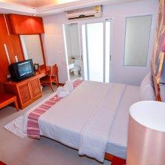 Отель First Bungalow Beach Resort 3* Стандартный номер с различными типами кроватей фото 6
