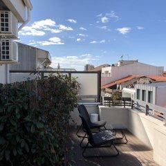 Отель Lindo Vale Guest House балкон