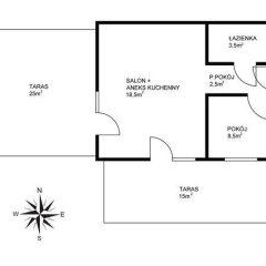 Отель Dom & House - Apartamenty Neptun Park интерьер отеля фото 2