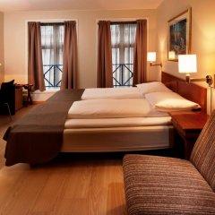 Отель Karl Johan Hotell 3* Стандартный номер с двуспальной кроватью фото 2