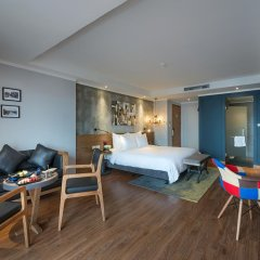 Hanoi La Siesta Hotel Trendy 4* Люкс с различными типами кроватей