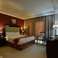 Отель Petra Moon Hotel Иордания, Вади-Муса - отзывы, цены и фото номеров - забронировать отель Petra Moon Hotel онлайн комната для гостей фото 3