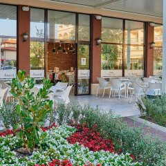 Отель Laguna Park & Aqua Club - All Inclusive Болгария, Солнечный берег - отзывы, цены и фото номеров - забронировать отель Laguna Park & Aqua Club - All Inclusive онлайн питание фото 3