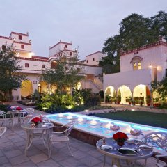 Отель Mandawa Haveli бассейн фото 3