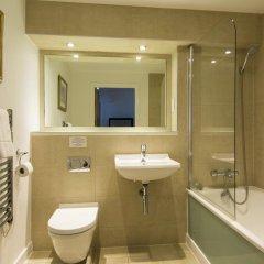 Отель City Apartment Великобритания, Брайтон - отзывы, цены и фото номеров - забронировать отель City Apartment онлайн ванная
