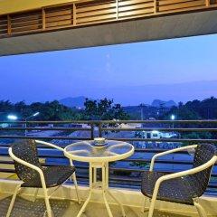 Отель Tairada Boutique Hotel Таиланд, Краби - отзывы, цены и фото номеров - забронировать отель Tairada Boutique Hotel онлайн балкон