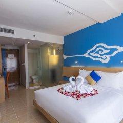 Отель Best Western Kuta Beach 3* Номер Делюкс с различными типами кроватей фото 3