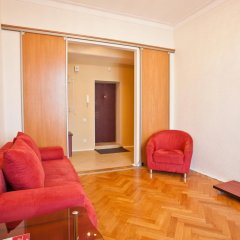 Апартаменты Historic Center Apartment Минск комната для гостей фото 2