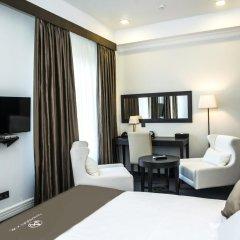 Отель Амбассадор 4* Стандартный номер с двуспальной кроватью фото 3