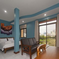 Pattaya Garden Apartments Boutique Hotel комната для гостей фото 3