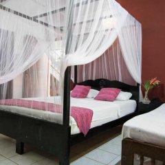 Отель Villa Taprobane Номер Делюкс с различными типами кроватей фото 8