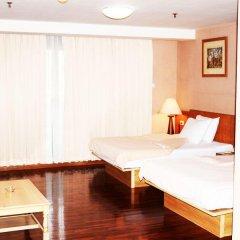Отель The Aiyapura Bangkok 3* Представительский номер с различными типами кроватей фото 9