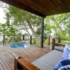 Отель The Remote Resort, Fiji Islands 4* Вилла с различными типами кроватей фото 12