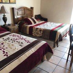 Hotel Doña Crucita 2* Стандартный номер с 2 отдельными кроватями фото 6