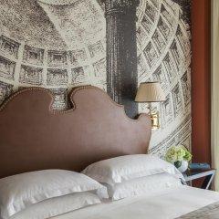 Отель Starhotels Michelangelo 4* Стандартный номер с различными типами кроватей фото 10