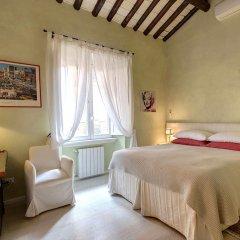 Отель LM Suite Spagna 3* Стандартный номер с двуспальной кроватью фото 11