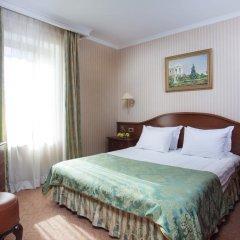 Гостиница Отрада 5* Стандартный номер на цокольном этаже с двуспальной кроватью фото 6
