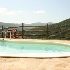 Отель Tribbiano Ареццо бассейн