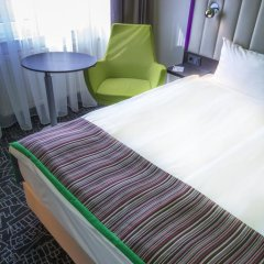 Отель Park Inn by Radisson Nuremberg 3* Стандартный номер с различными типами кроватей фото 12