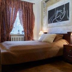Отель Mikalojaus apartamentai Литва, Вильнюс - отзывы, цены и фото номеров - забронировать отель Mikalojaus apartamentai онлайн комната для гостей фото 4