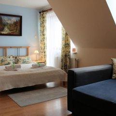 Отель Apartamenty Velvet Косцелиско комната для гостей фото 3