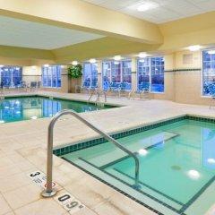 Отель Country Inn & Suites by Radisson, Newark Airport, NJ США, Элизабет - отзывы, цены и фото номеров - забронировать отель Country Inn & Suites by Radisson, Newark Airport, NJ онлайн бассейн