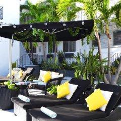 Beachside Apartment Hotel бассейн
