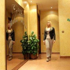 Отель City фитнесс-зал